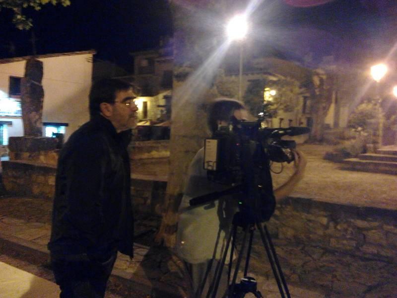 Calles en Rubielos de Mora