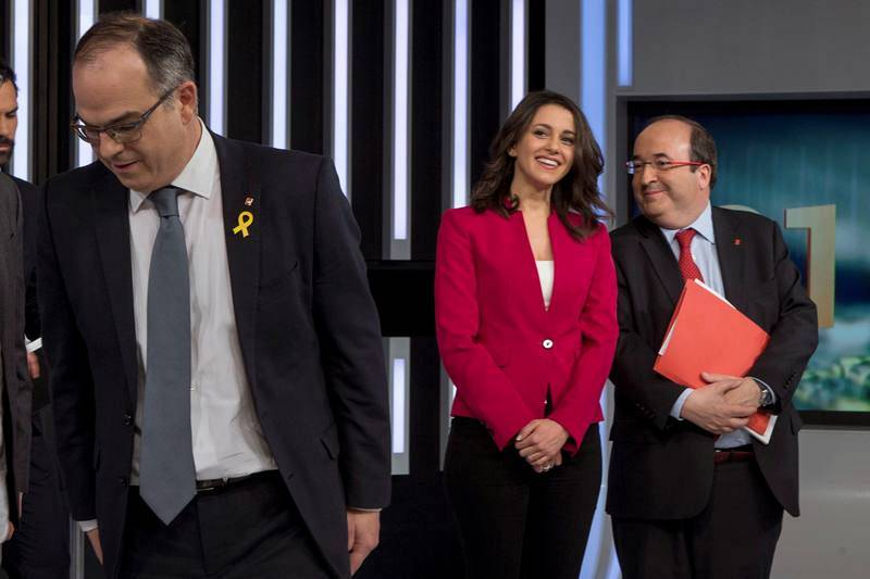Campaña elecciones catalanas 2017