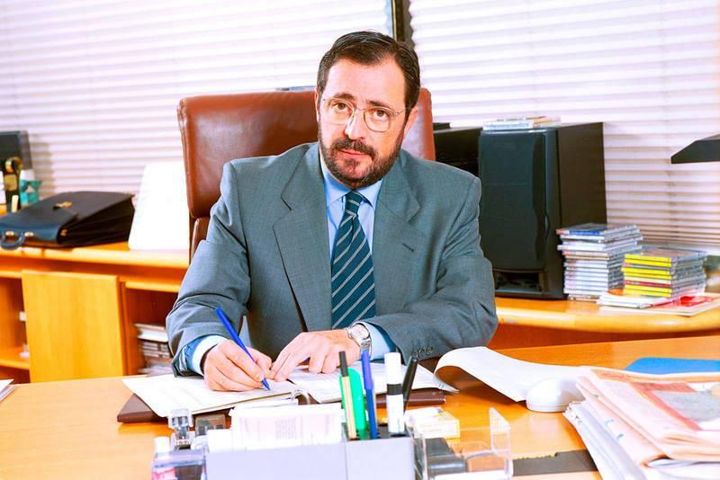 Javier González Ferrari (2000-2002)