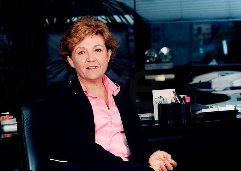 Carmen Caffarel Serra (2004-2007)