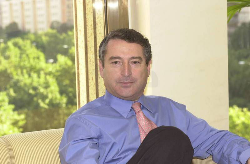 José Antonio Sánchez Domínguez (2002-2004)