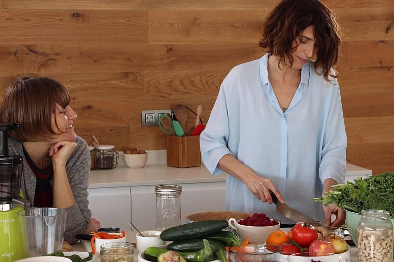 Marta Vergés, xef, nutricionista, coach i blogger experta en cuina saludable