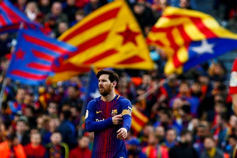 Como no podía ser de otra forma, Messi ha sido el líder del equipo durante toda la Liga.