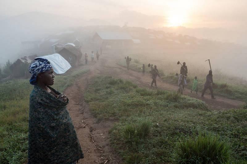 MWESO, REPÚBLICA DEMOCRÁTICA DEL CONGO