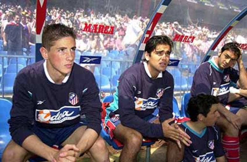 Primera vez de Torres en el Calderón