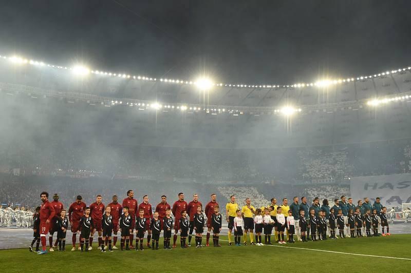 Los 22 jugadores que saltan de inicio a la final de la Champions, los grandes protagonistas en Kiev.