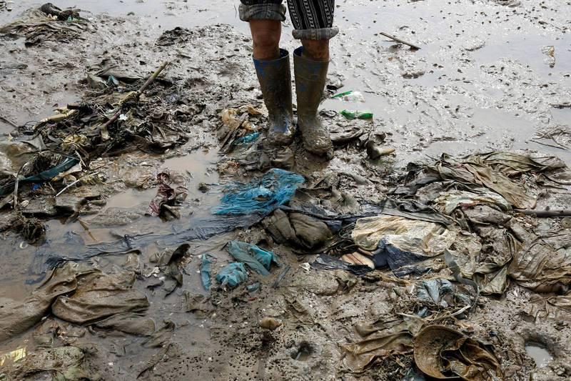 Playas plastificadas en Vietnam