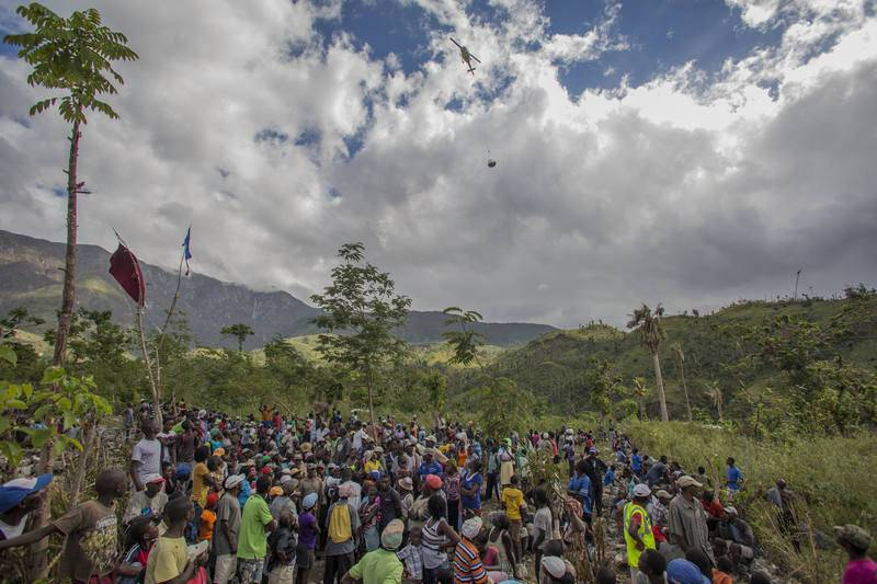 BOLOSSE, HAITÍ - JEANTY JUNIOR AUGUSTIN