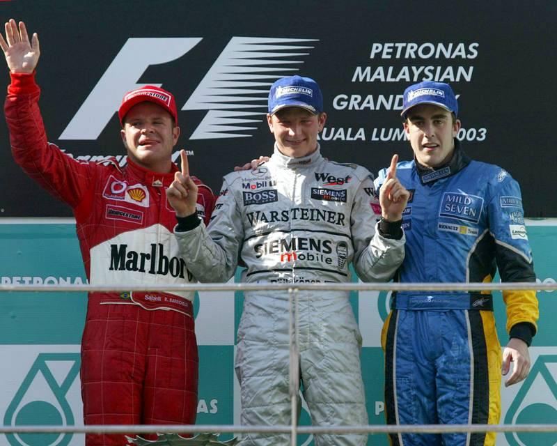 Malasia 2003