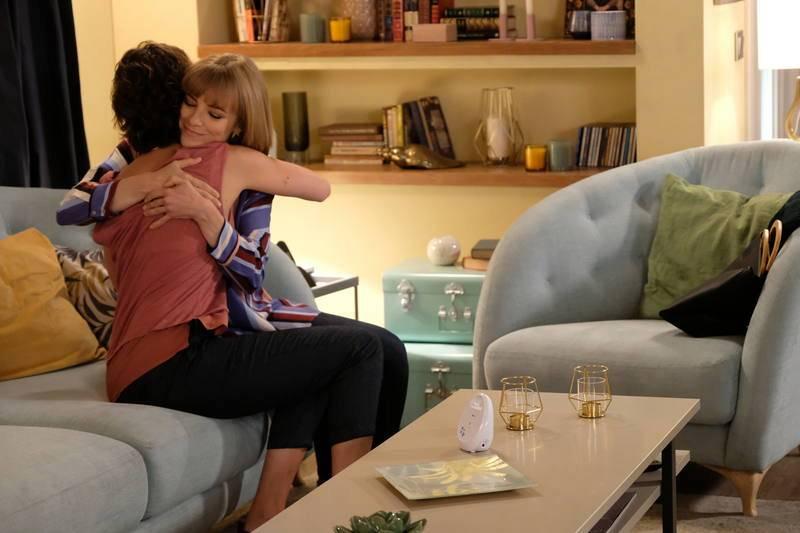 Nerea y Alicia se reconcilian
