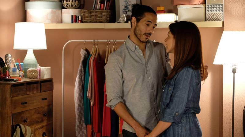 Servir y proteger - Karim y Espe recuperan el tiempo perdido