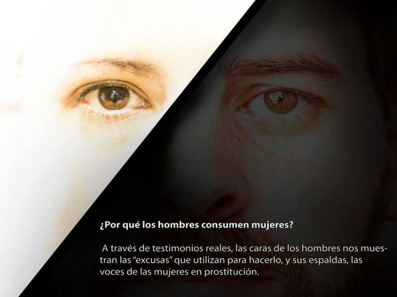"""Explora en esta fotogalería la exposición sobre prostitución """"Mentiras y Realidad"""" de Médicos del Mundo"""