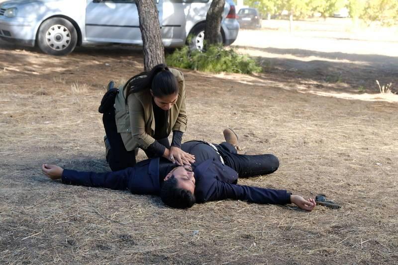 Nacha, acusada de asesinato en los próximos capítulos