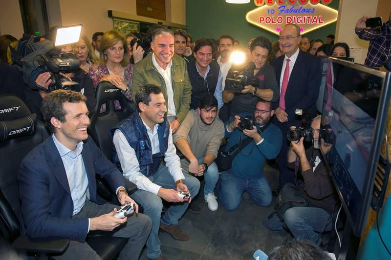 Campaña elecciones andaluzas