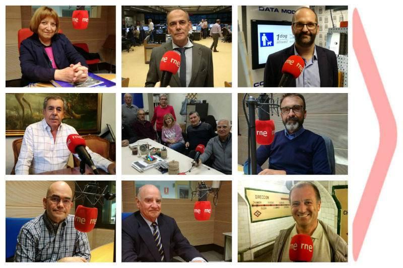 'Metro de Madrid, un viaje de 100 años' - Desliza para ver las imágenes.