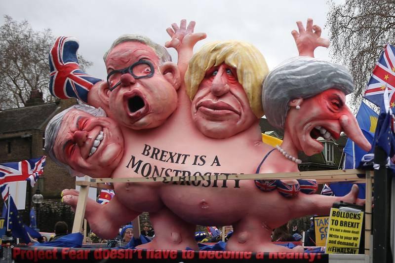 """""""El 'Brexit' es una monstruosidad"""""""