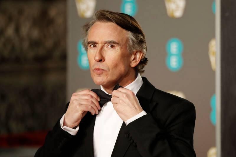 Steve Coogan, nominado en la categoría de mejor Actor Principal por 'El Gordo y el Flaco'