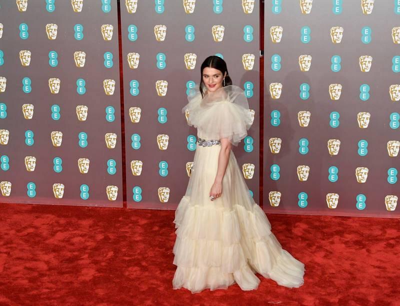 Rachel Weisz, nominada en la categoría de mejor Actriz Secundaria por 'La favorita'