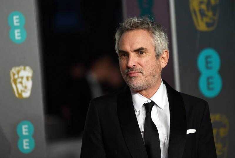 Alfonso Cuarón, nominado en las categorías de mejor Película, mejor Director, mejor Guión Original, mejor Fotografía, mejor Montaje y mejor Película de Habla no Inglesa por 'Roma'