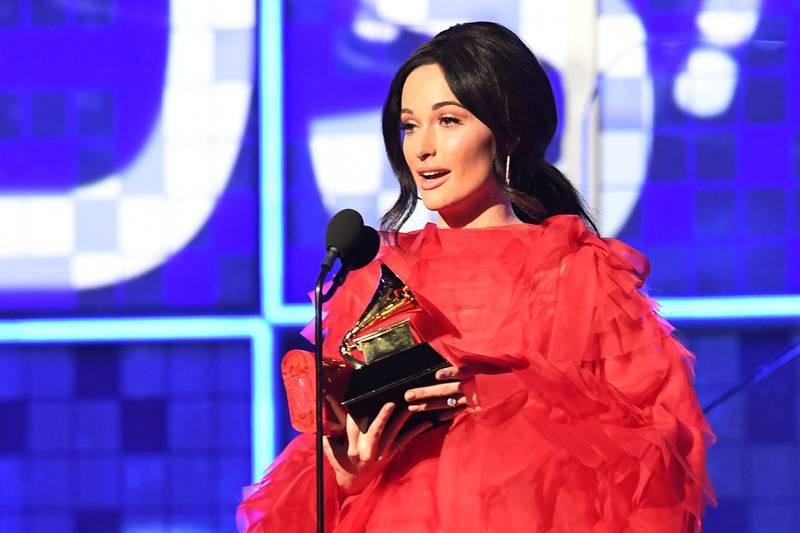 La 61ª edición de los Grammy, en imágenes