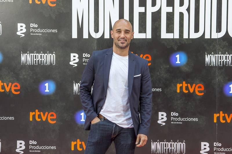 Alain Hernández como el cabo de la Guardia Civil Victor Gamero
