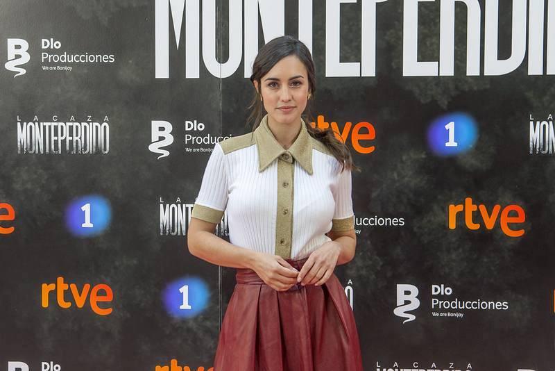Megan Montaner interpreta a la sargento Sara Campos
