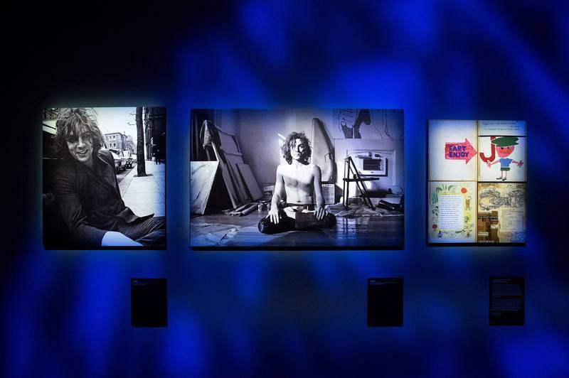 "Presentación de ""The Pink Floyd Exhibition: Their Mortal Remains"""