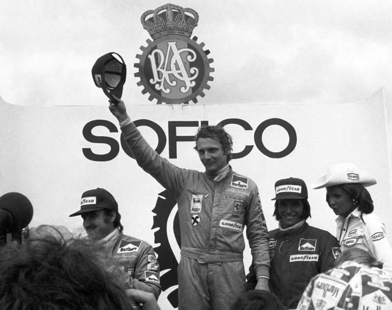 La vida de Niki Lauda