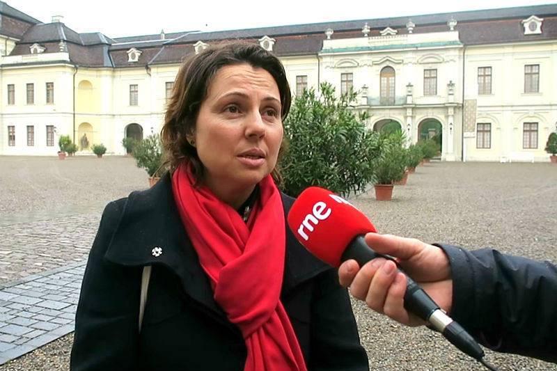 Cristina Morales, autora del blog E-Stuttgart.com.