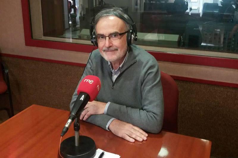 José Antonio Piqueras, catedrático de historia contemporánea de la Universitat Jaume I.