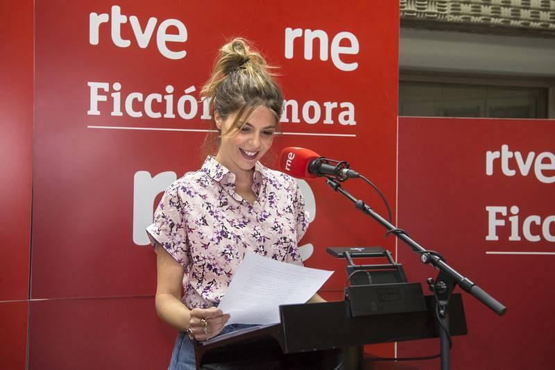 Manuela Velasco da vida a la virreina María Luisa
