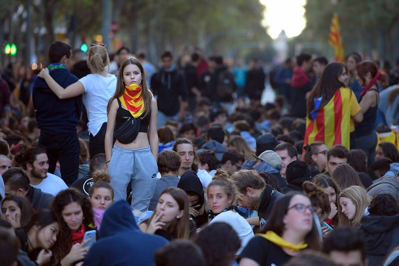 Els CDR convoquen una sentada a Barcelona