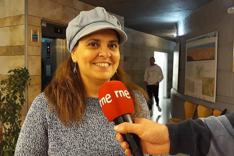 Amelia González, guía de Albacete.