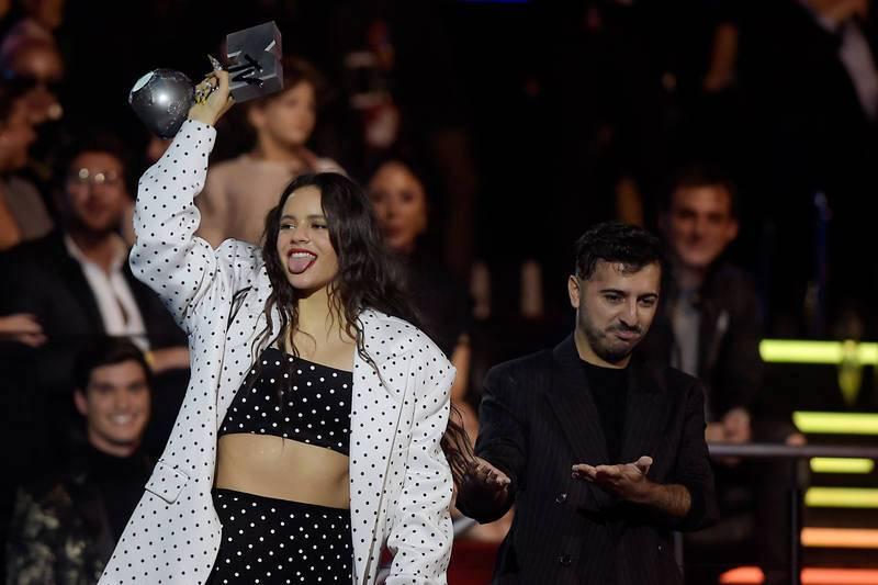 MTV EMA Sevilla 2019
