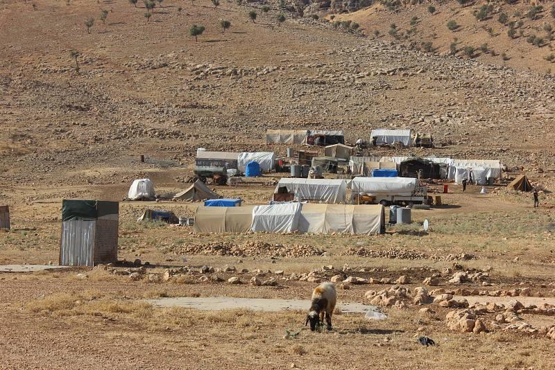 Los yazidíes no han vuelto a su hogar