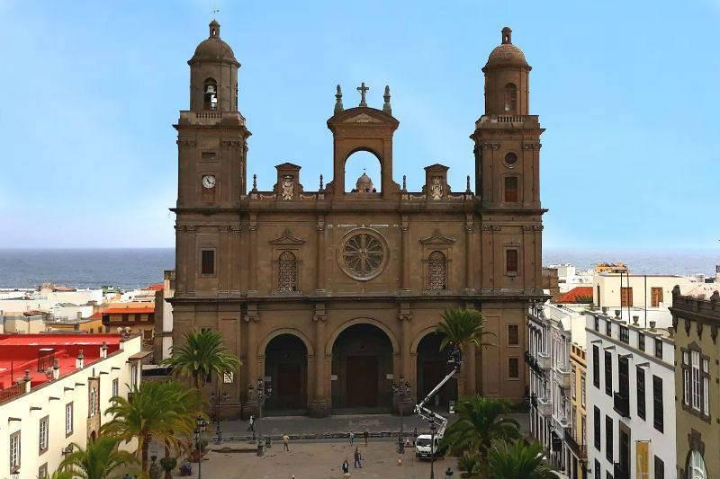 Catedral de Santa Ana.