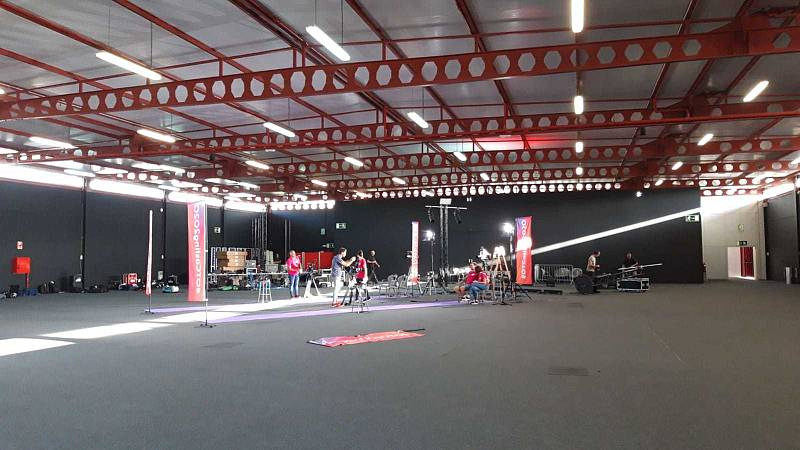 Ultimando los detalles para empezar la fase 1 del casting de OT 2020 en Las Palmas de Gran Canaria