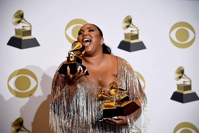 La 62ª edición de los Grammy, en imágenes