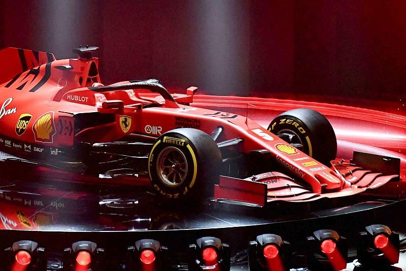 SF1000 Ferrari 2020