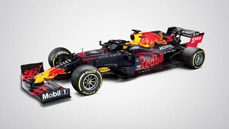Así es el RB16, el 'arma' de Red Bull para 'colarse' en la guerra entre Mercedes y Ferrari