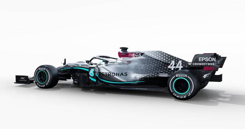 W11 Mercedes F1 2020