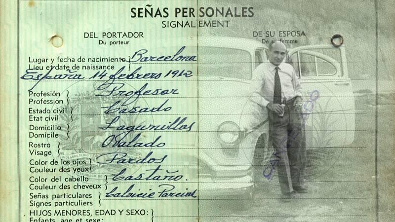 Documento del espía Garbo en Venezuela