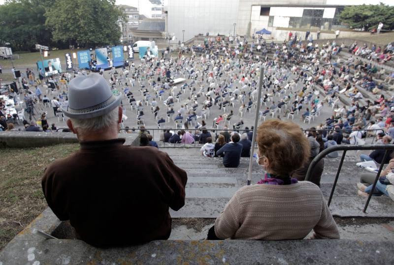 Elecciones gallegas 2020: Cierre de campaña del PP en A Coruña