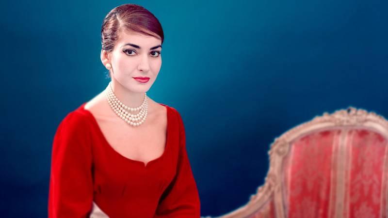 Diario íntimo de la música - Vida de María Callas en 1958: Alfredo Kraus y debut en París - 30/07/20 - escuchar ahora