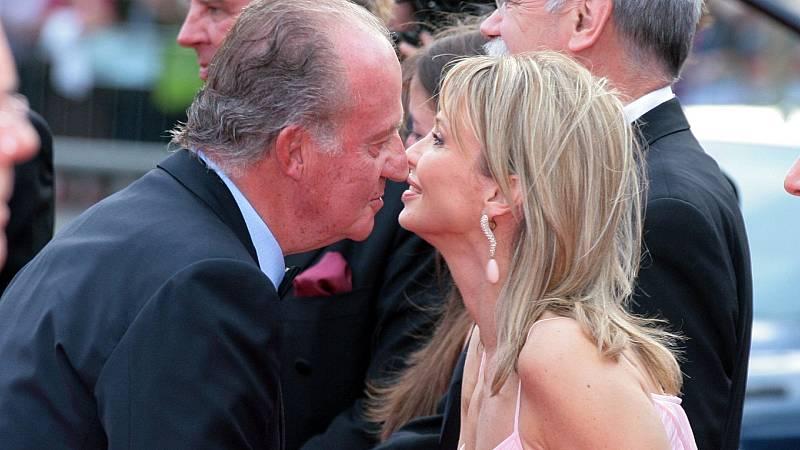 Corinna Larsen relata su relación con con don Juan Carlos en una extensa entrevista en la BBC.