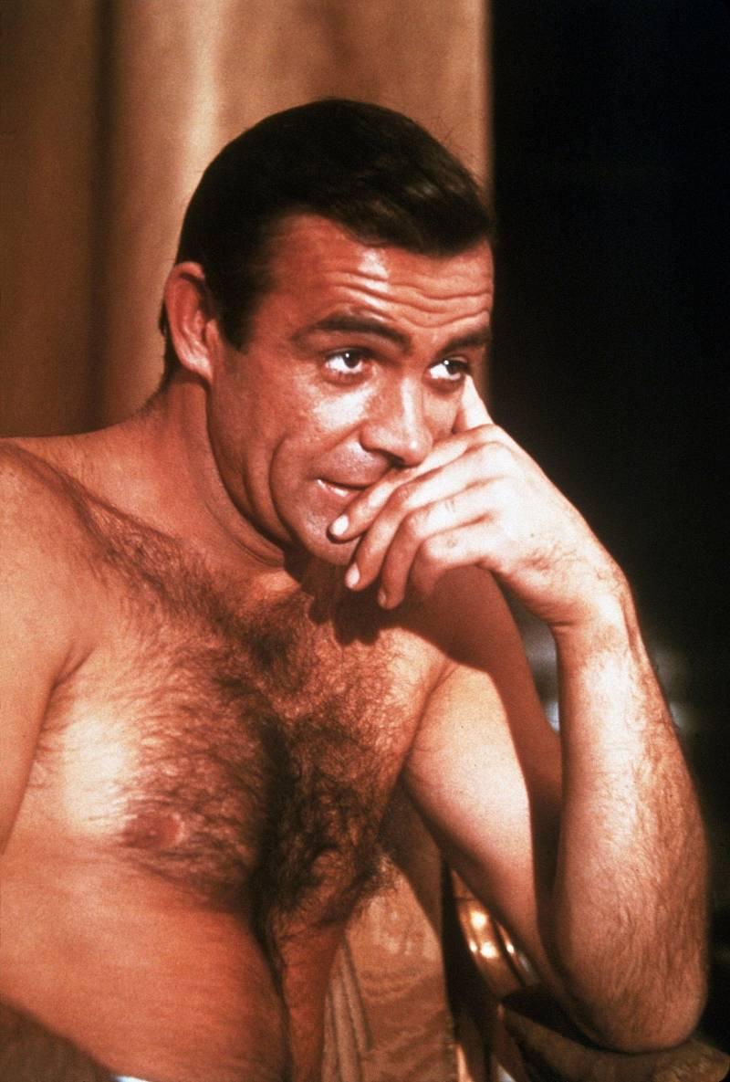 """Sean Connery, declarado """"el hombre más sexy del siglo XX"""""""