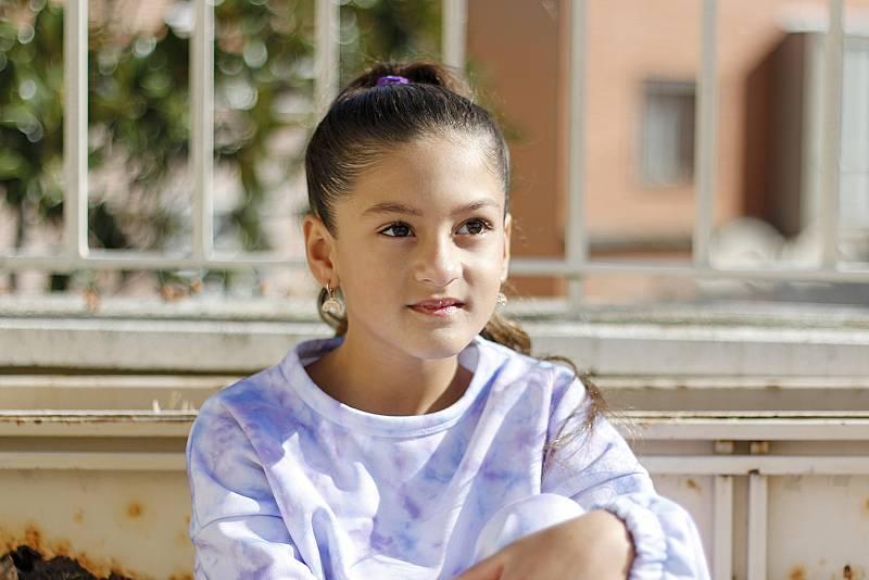 Soleá quiere mandar un mensaje de ánimo a la juventud con 'Palante'