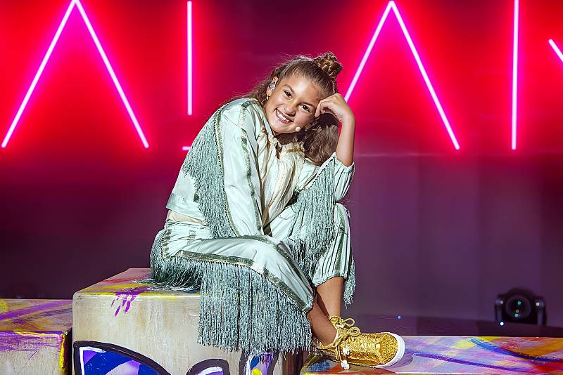 Soleá interpretará 'Palante' en Eurovisión Junior 2020