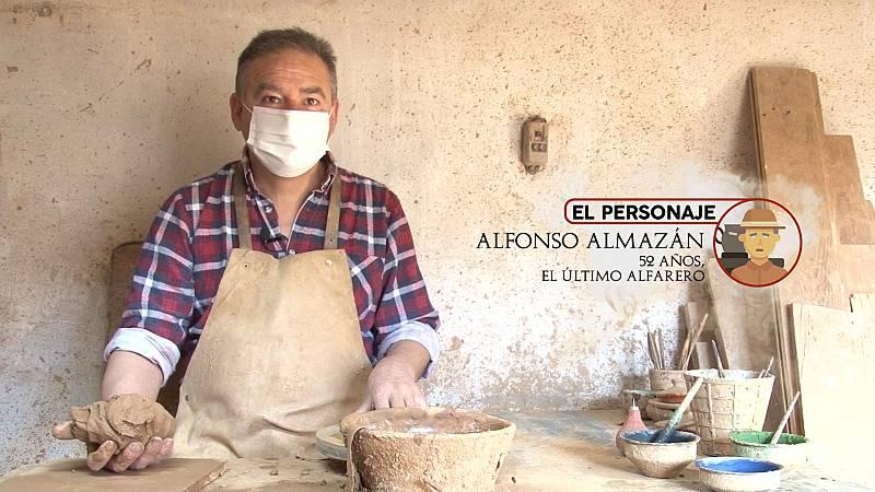Alfonso Almazán, el último alfarero