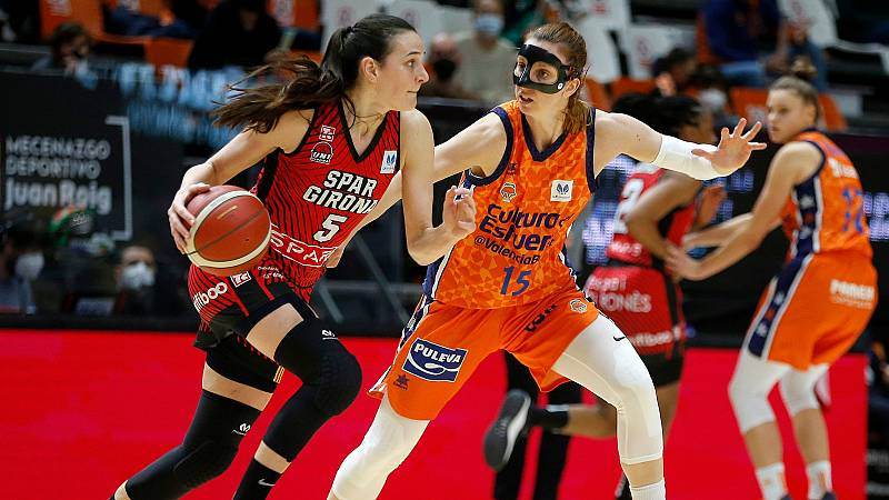 Sonjia Vasic defendida por Laura Gil